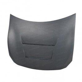 Seibon DV-Style Dry Matte Carbon Hood for 2012-2014 Scion FRS / Subaru BRZ (Dv Seibon Hoods)