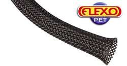 3in Expandable Sleeving Black - 55'