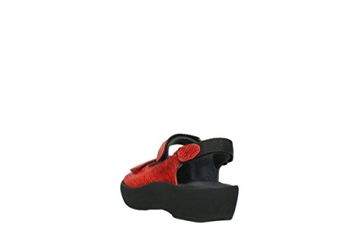 70500 Wolky Canals Comfort Jewel Red 6vqfERxw