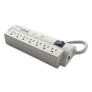 APC SurgeArrest Personal - Surge suppressor - AC 120 V - 7 output connector(s) (PER7)