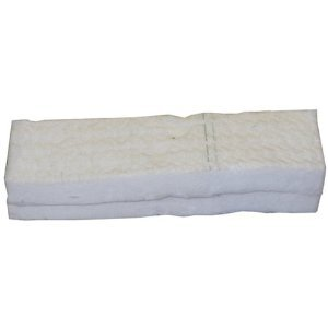 Juego de 2 esponjas en lana cerámica para chimeneas de etanol (30 x