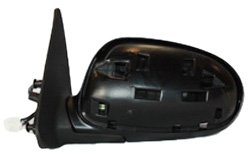 TYC 5710142 Nissan Maxima Driver Side Power Heated Replacement Mirror - Tyc Nissan Maxima Driver