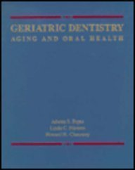 Geriatric Dentistry: Aging and Oral Health