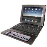 NFL Houston Texans Executive iPad Case with Keyboard