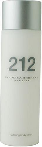 212 By Carolina Herrera For Women. Body Lotion 8.5 Ounces