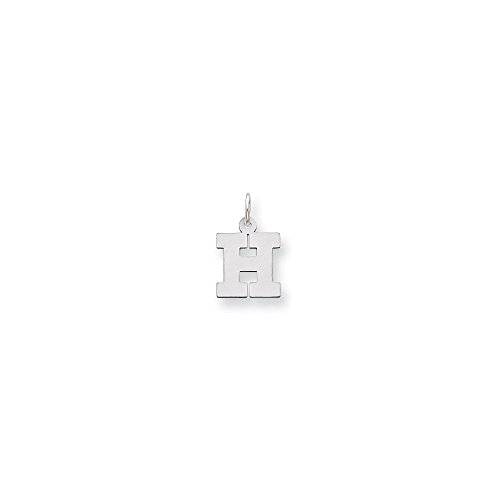 Sterling Silver Small Block - 9