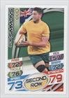 Rob Simmons (Trading Card) 2015 Topps Attax Rugby World Stars - [Base] #14