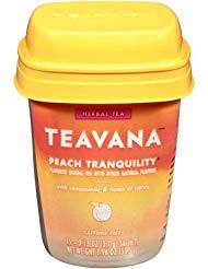 Teavana Peach Tranquility Herbal Tea