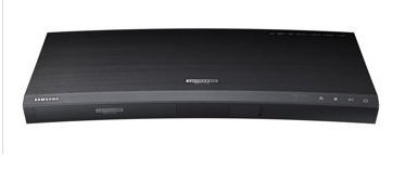 Samsung UBD-KM85c 4K Ultra HD Streaming Blu-ray Player - Black by Samsung