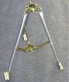 Satellite Tripod for Directv or Dish Network 2'' & 1 5/8'' OD Satellite Mount work on FTA as well by Perfect 10