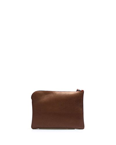 gabbrielli Accessoires Gabs Pochette XL franco Brun GPOCH TG BLACK fx5OFq