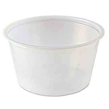 4 oz portion cups without lids (pack of 200)