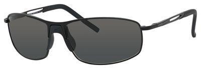 Carrera Huron Sunglasses Hurons 091T Y2 6015   Matte Black Frame  Gray Polarized Lenses  Lens