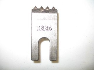 1336, CARBIDE 35 SERIES AUGER TOOTH (1) Frost Auger