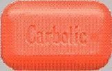 Carbolic Soap (Red Colour) (110g) Brand: SoapWorks by SoapWorks