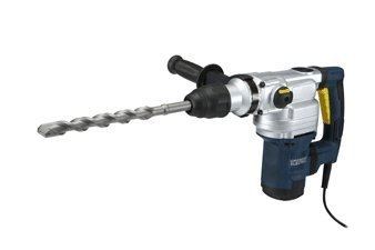 "Chicago Electric Power Tools 8.5 Amp 2-in-1 1-9/16"" Variable Speed SDS Max Type Rotary Hammer"