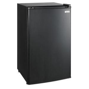 mini compact refrigerator fridge black
