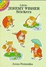 Little Jeremy Fisher Stickers, Anna Pomaska, 0486276384