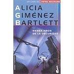 Descargar Libro Mensajeros De La Oscuridad Alicia Gimenez Bartlett