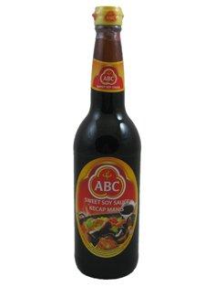 ABC Sweet Soy Sauce (1 x 20.9 FL OZ) Sweet Soy Sauce