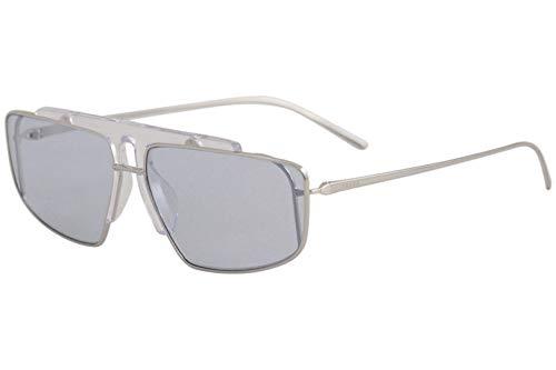 (Prada CATWALK PR50VS Sunglasses 3014Q2-63 -, Light Blue PR50VS-3014Q2-63)