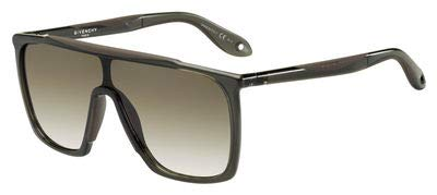 Brown Gray Gradient Lens - Sunglasses Givenchy 7040 /S 0THR Gray Brown / CC brown gradient lens