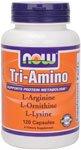 NOW Foods Tri-амино, 120 капсул