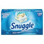 Snuggle Fabric Softener Sheets (4 Pack)