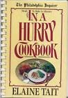 The Philadelphia Inquirer in a Hurry Cookbook, Elaine Tait, 0912608609