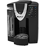 iCoffee RSS300-DAV Davinci Single Serve Coffee Brewer with Spin Brew Technology, Black
