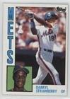 Darryl Strawberry (Baseball Card) 1984 Topps - [Base] #182