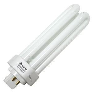 - GE 97636 - F42TBX/841/A/ECO - 42 Watt Triple-Tube Compact Fluorescent Light Bulb, 4100K
