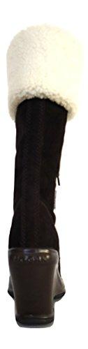 Hogan Botas Para Mujer Marrón Marrón