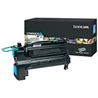 LEXMARK X792X1KG / BLACK TONER CARTRIDGE FOR X792