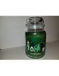 Yankee Candle Balsam & Cedar Limited Edition Holiday Village, Festive Scent