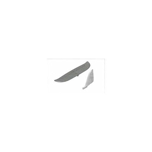 Multiplex Easy Star (Tail Unit, silver/white: Easy Star by Multiplex Modelsport USA)