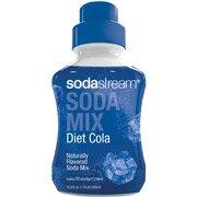 SodaStream Diet Cola Sodamix, 500 ml(Pack of 2)