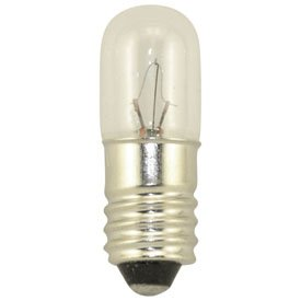 Replacement for Miniature LAMP 1487 Light Bulb 10 Pack