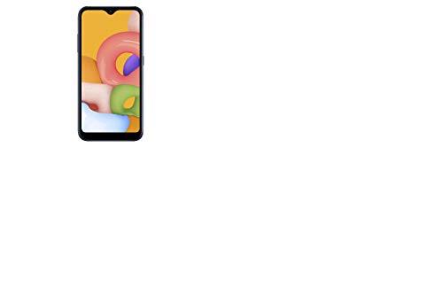 """Smartphone Samsung Galaxy A01 32GB Tela 5.7"""" Camera 13MP Azul"""