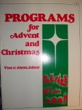 Programs for Advent and Christmas, Vincie Alessi, 0817009302