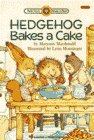 Hedgehog Bakes a Cake, Maryann MacDonald, 0553348906
