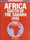 img - for AFRICA SOUTH OF SAHARA 1998 (27th ed) book / textbook / text book