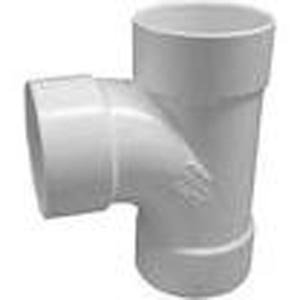 8 PVC SDR35 Sanitary Tee