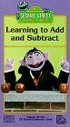 Sesame Street - Learning to Add & Subtract [VHS]