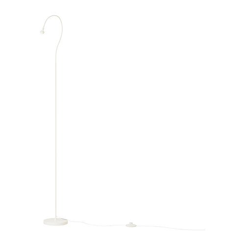 Ikea Jansjo Floor/Reading Lamp, White - - Amazon.com