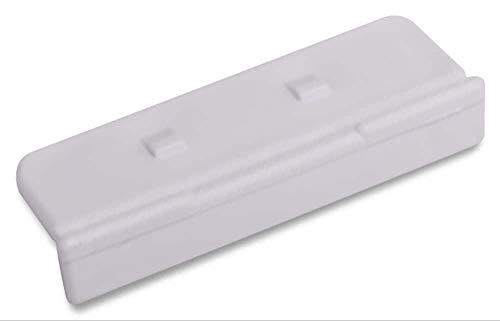(Whirlpool W2156006 Refrigerator Door Shelf Rail Genuine Original Equipment Manufacturer (OEM) Part)