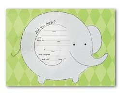 UPC 601952384820, Masterpiece Did You Hear? Plastic Fill-in Flat Card- 5.5 x 7.75 - 10 Flatcards & 10 Envelopes