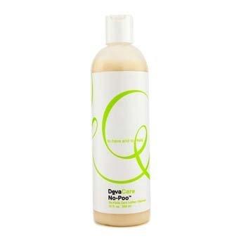 Devacare Cleanser - DevaCare No-Poo No-Fade Zero Lather Cleanser 12 oz by DevaCare