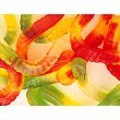Squiggles Gummi Worms: 5LBS