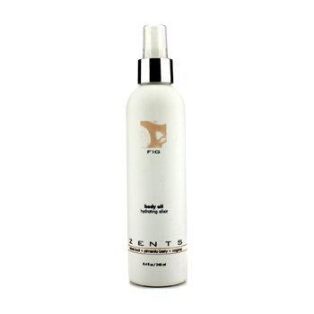 - Zents Body Oil, Fig, Luminous Cashmere Elixir Body Spray, 8.1 fl oz / 240 millileters